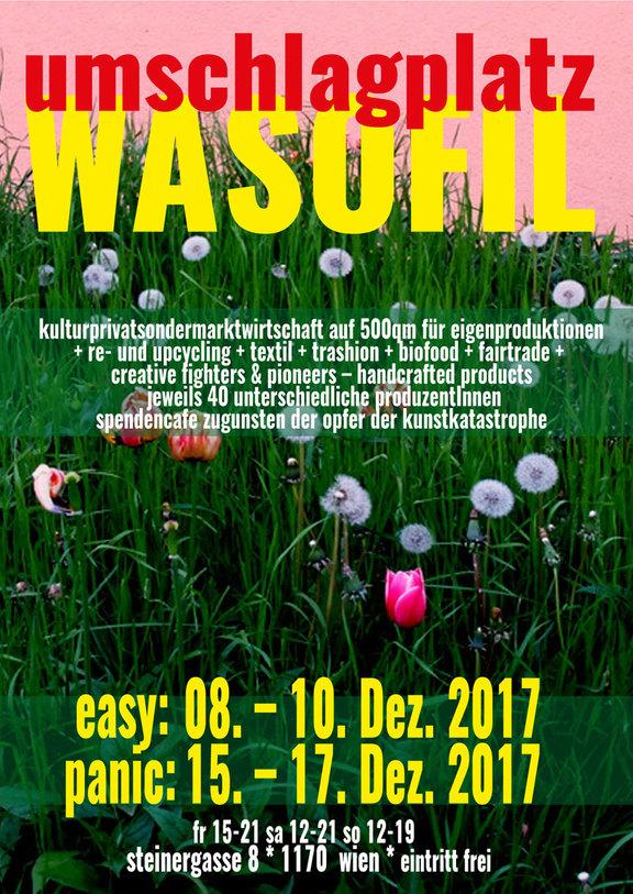 Umschlagplatz WASOFIL 2017