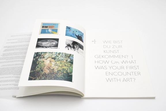 Sira-Zoé Schmid: Magazinpräsentation - Past | Present | Future