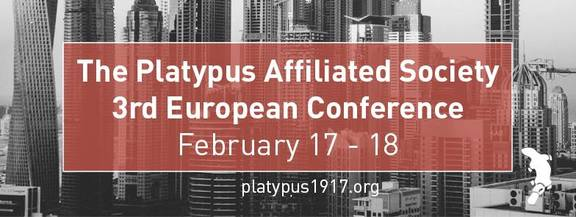 Platypus Affiliated Society European Conference