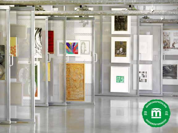 Museumsfrühling in der Artothek Niederösterreich