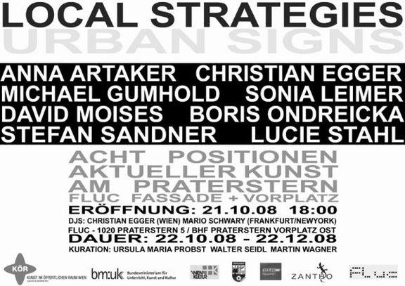 Urban Signs - Local Strategies