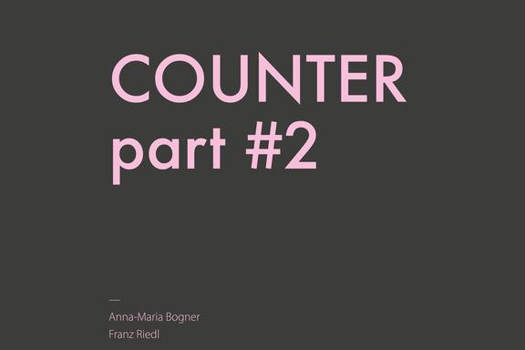 Counterpart 2: Anna-Maria Bogner & Franz Riedl