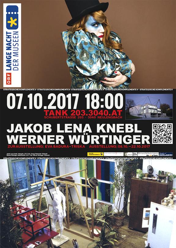 Jakob Lena Knebl, Werner Würtinger