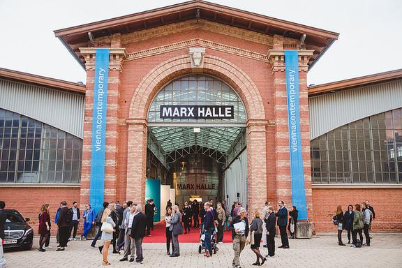 viennacontemporary – Österreichs internationale Kunstmesse vom 21. bis 24. September 2017 in der Marx Halle