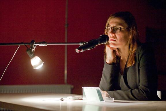 Theater im Bahnhof: Zu Gast - Ein Talkshowkonzentrat