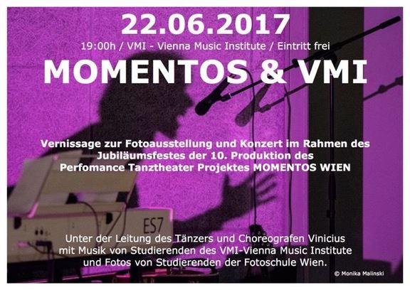 Momentos Wien Jubiläumsfest