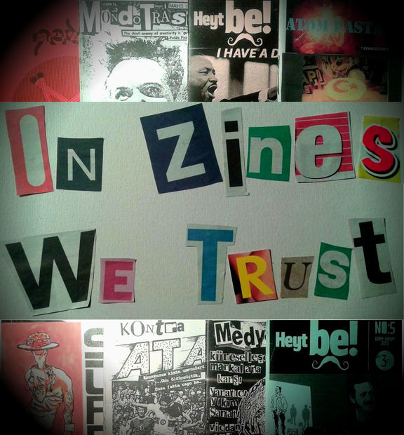 In Zine We Trust