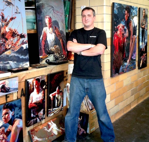 Beyond Mimesis: Chris Sheridan