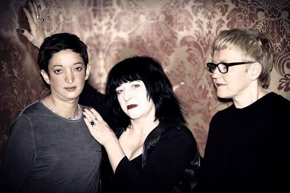 Medusa's Bed mit: Lydia Lunch, Zahra Mani & Mia Zabelka