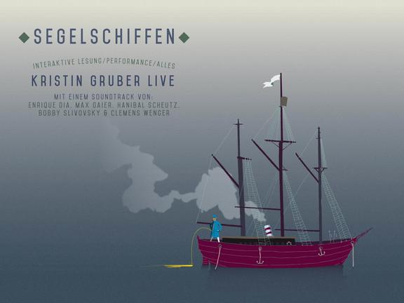 Segelschiffen – Kristin Gruber