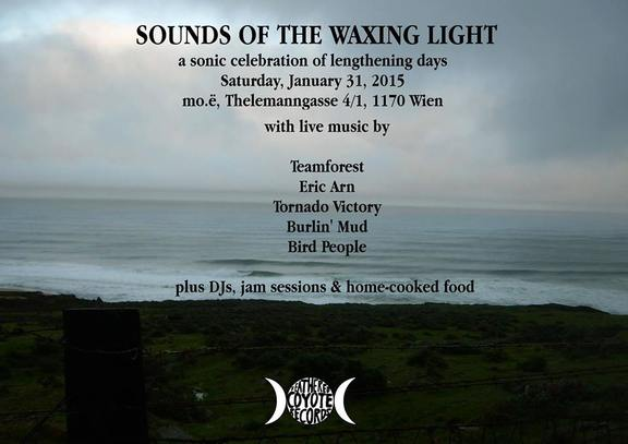 Feathered Coyote Records present: Sounds Of The Waxing Light