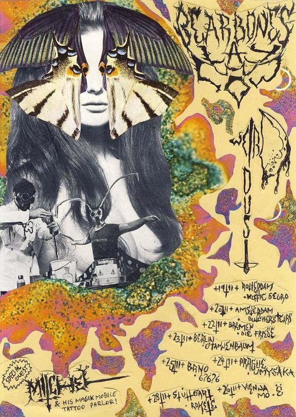 Struma + Iodine & Feathered Coyote Records