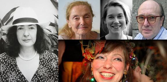Elfriede Gerstl im Porträt   Mit Erni Mangold, Herbert Wimmer, Raja Schwahn Reichmann, Esther Wratschko u.a.