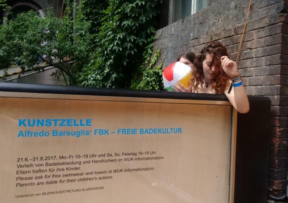 Alfredo Barsuglia: FBK - Freie Badekultur