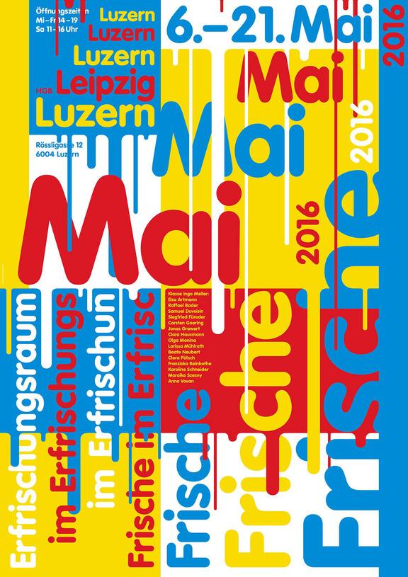 100 Beste Plakate 16 – Deutschland Österreich Schweiz