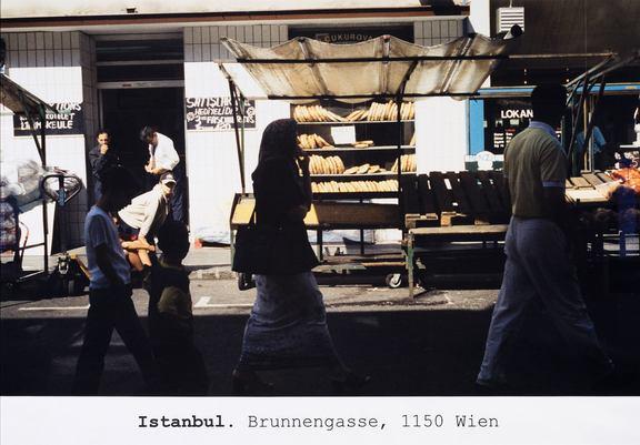 Ein neuer Wiener Diwan/Die Kunstmatrix der 90er Jahre