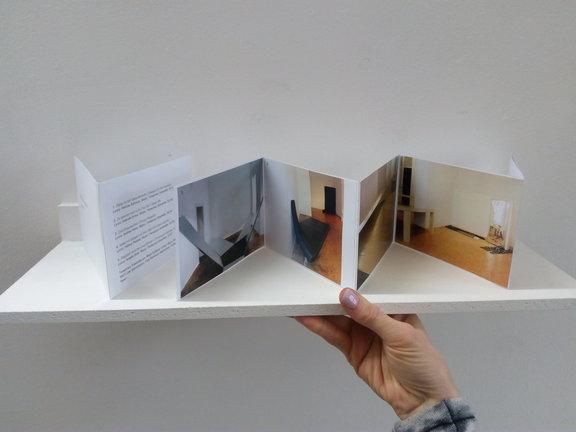 Lilo Nein: Writing Performance Exhibition 2
