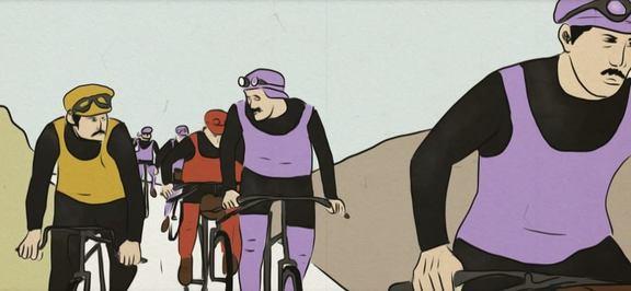 200 Jahre/2 Räder: CycleCinemaClub im Hamerlingpark