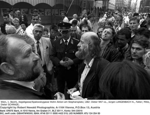 Augustin-Fest für Dieter Schrage