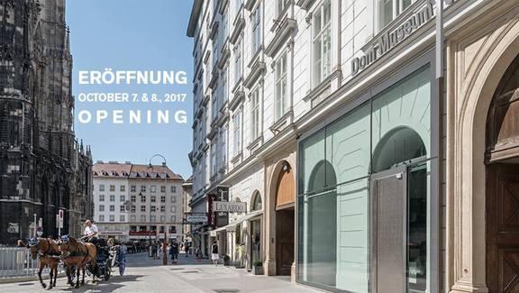 Eröffnung des Dom Museum Wien