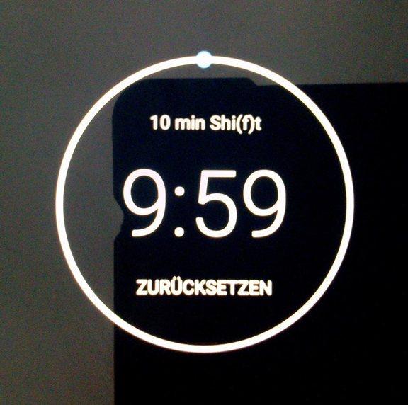 Q202: 10 min Shi(f)t