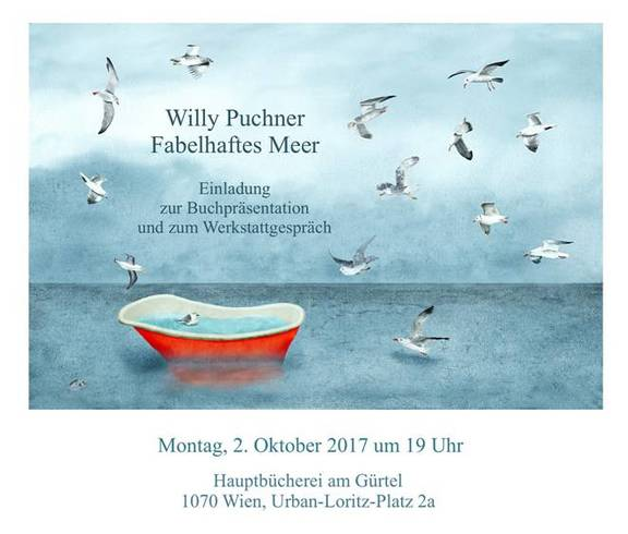 Willy Puchners: Fabelhaftes Meer