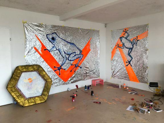 Kunsträume 23: Barbara Anna Husar