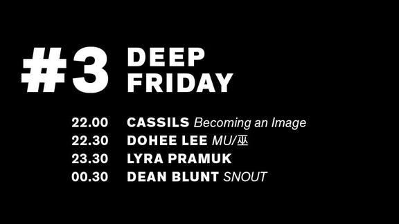 Deep Friday #3