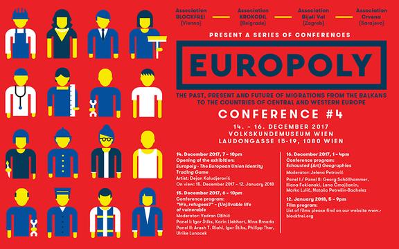 Europoly Konferenz Tag 1