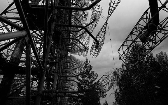 Nadja Gusenbauer - Sperrzone Tschernobyl. Verschwunden 1999