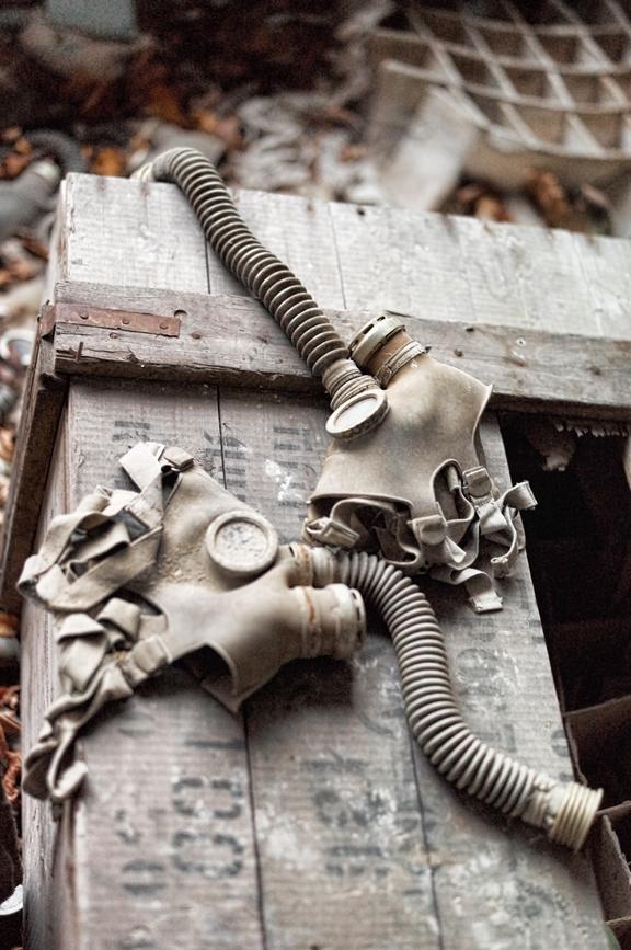 Sergey Shestakov - Fahrt in die Zukunft – Stop #1: Tschernobyl