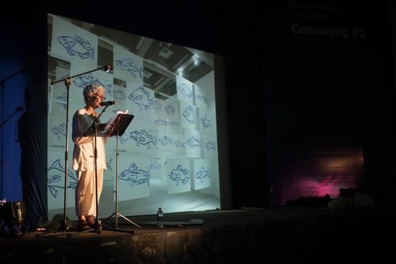 Ephemeropteræ #4: Joan Jonas, Nicola Masciandaro