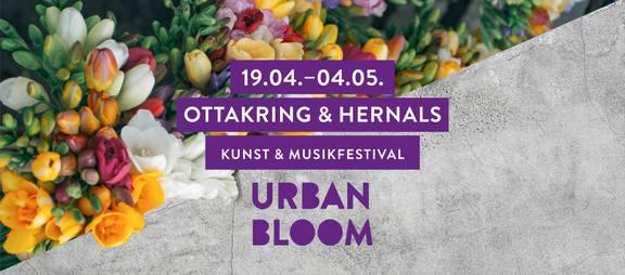 Urban Bloom Festival - Eröffnungstag