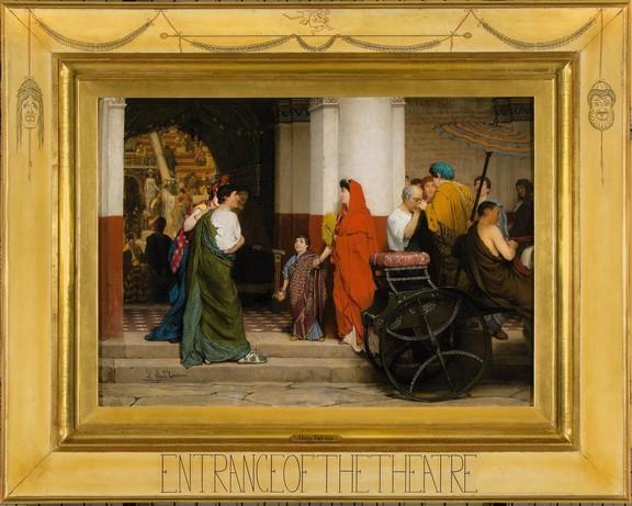 Lawrence Alma-Tadema: Dekadenz & Antike