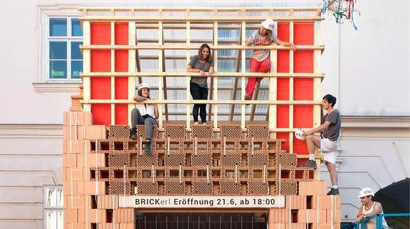 BRICKerl Eröffnung