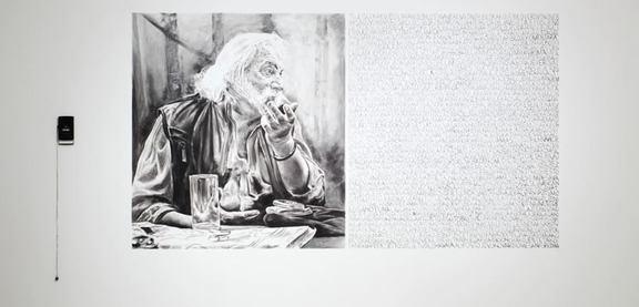 Vladimir Miladinovic / Serbia. Indiscernible, 2017, audio installation. Foto ? Nikola Radic Lucati