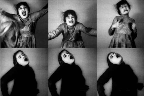 Valeska Gert: Gesicht/Körper/Bewegung