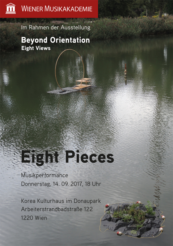 Beyond Orientation – Eight Pieces