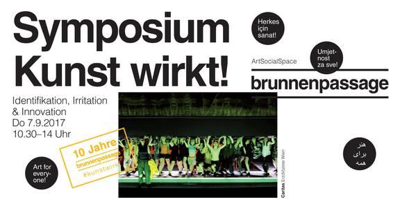 Symposium Kunst wirkt!
