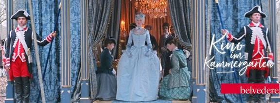 Kino im Kammergarten: Marie Antoinette