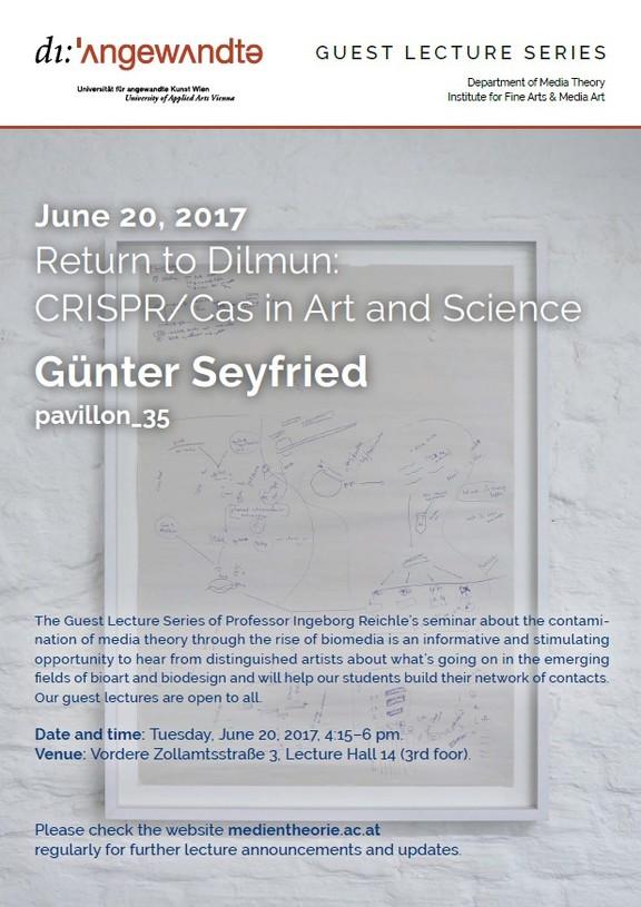 Günter Seyfried: Return to Dilmun