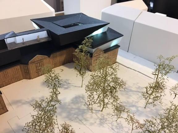 Bright New Future: Entwürfe zum Ausbau des Palais Schönborn