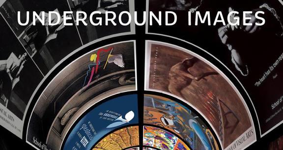 Underground Images – Subway Poster der School of Visual Arts New York
