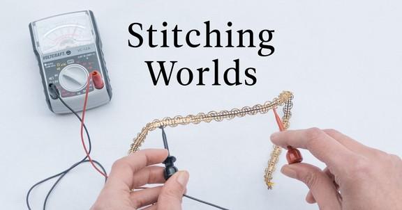 Book Launch: Stitching Worlds