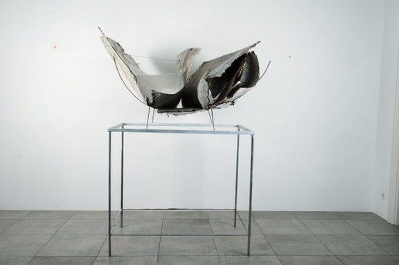 Ausstellungsgespräch Rudolf Polanszky