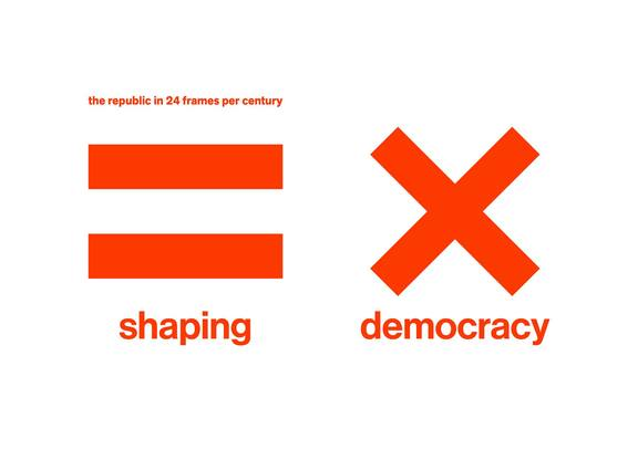 shaping democracy - the republic in 24 frames per century