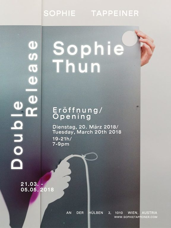 Sophie Thun: Double Release