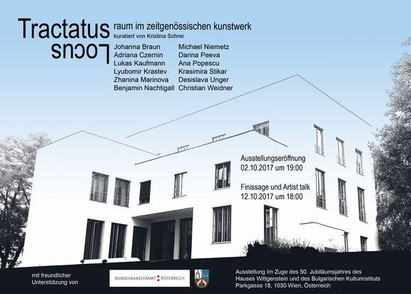 Tractatus Locus. Raum im zeitgenössischen Kunstwerk