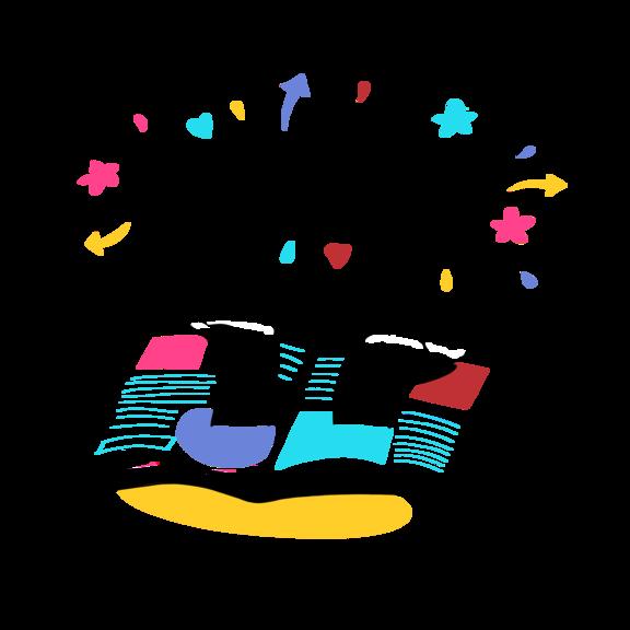 an.schläge Geburtstagsfest
