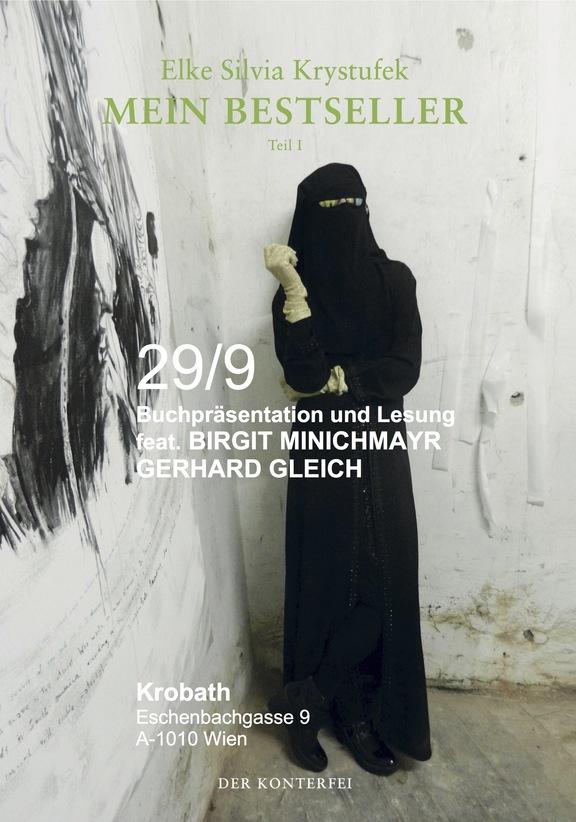 Mein Bestseller Teil 1 – Elke Silvia Krystufek